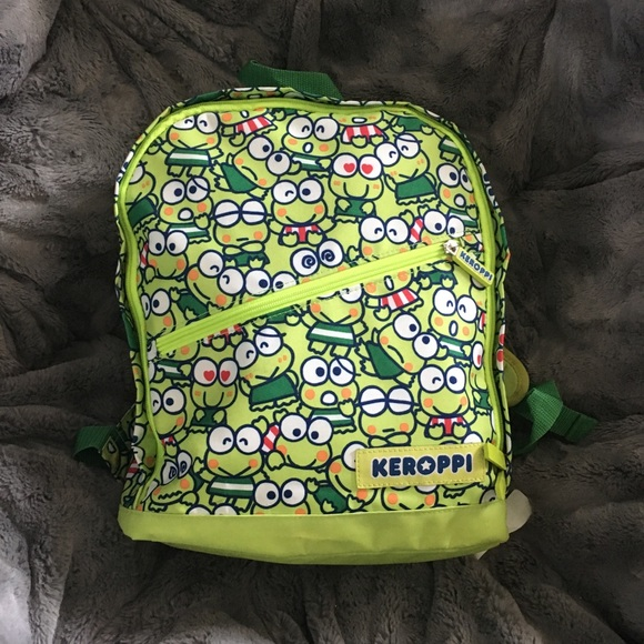 Keroppi Small Backpack